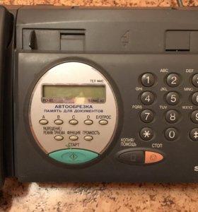 Факсимильный аппарат Sharp Fo-85