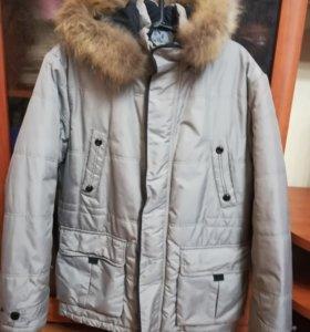 Мужская зимняя курта