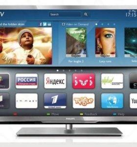 Телевизор Philips 40 PFL 5507/t