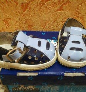 Обувь летняя для мальчика
