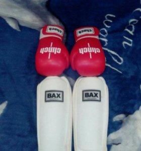 Защита для бокса.
