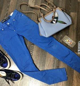 Все новое, джинсы, кеды