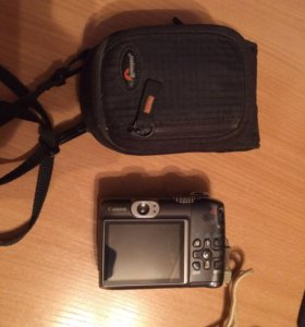 Фотоаппарат Canon PowerShot A590 IS
