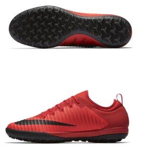 Оригинальные шиповки Nike MercurialX Finale II TF