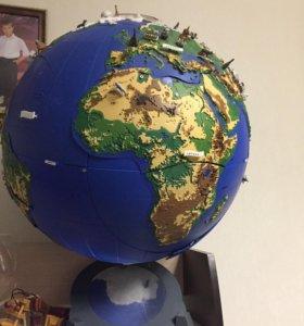 Глобус 3D