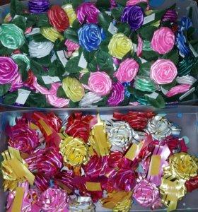 Декор, цветы