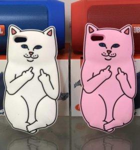 Чехол «котики» для IPhone 5/5s