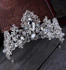 Свадебная корона / диадема