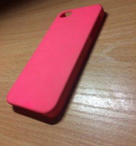 Матовый чехол на iPhone 5/5s/se