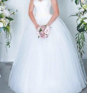 свадебное платье+🎁