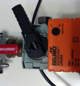 Электропривод Belimo LR230A в сборе с арматурой