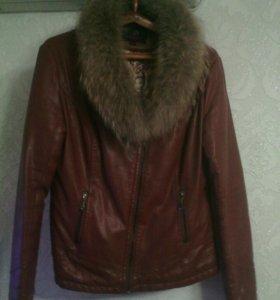 Куртка кожа (заменитель)