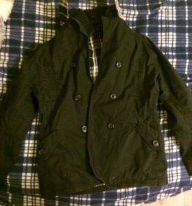 Мужская куртка BARBERRY