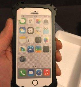 Металлический чехол IPhone 5/5s/5se