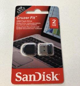 USB карта памяти Kingston 2gb