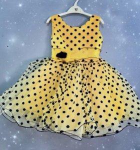 Детское платье! Новое!