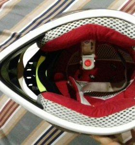 Кроссовый шлем Airoh