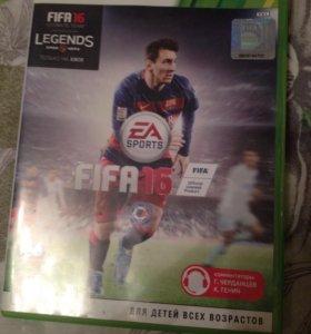 Продам FIFA 16