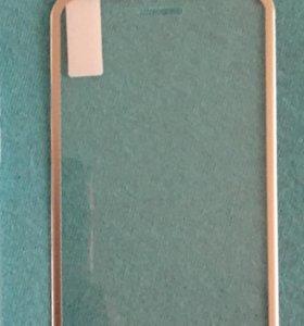 Закаленное стекло на iPhone 6,6s.