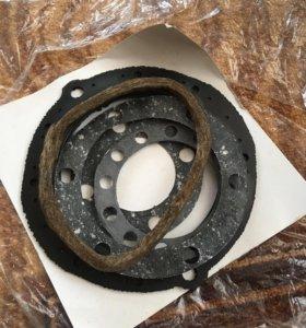 Комплект ремонтный поворотного кулака УАЗ