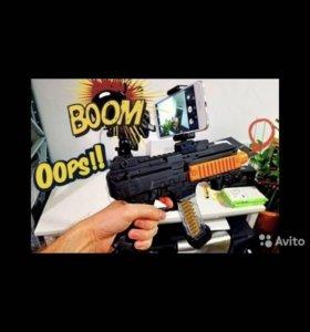 Автомат AR Game Gun супер игршка