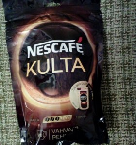 Финский кофе Nescafe Kulta