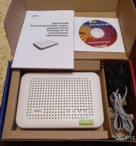 Беспроводной ADSL-модем маршрутизатор