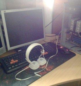 Чистка компьютера, установка программ\системы