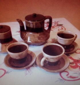 Кофейный наблр