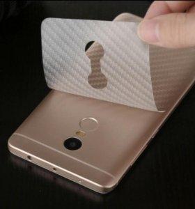 Задняя пленка на Xiaomi