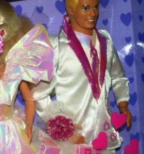 "Кен ""Mattel"" винтаж, 1993г. Новый."