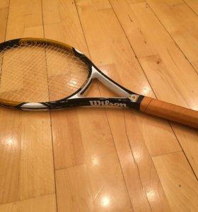 Теннисная ракетка Wilson Titanium