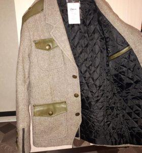 Куртка(пальто) новая мужская