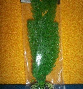 Растение пластиковое в аквариум 10 и 30 см.