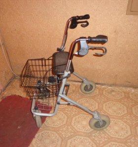 Прогулочная коляска для пожилых