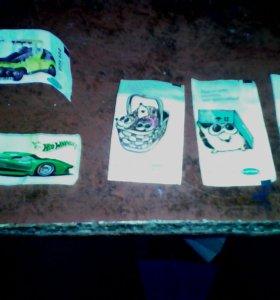 стикеры мимими