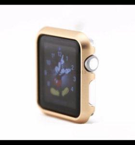 Защита на Apple Watch