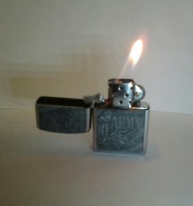 """Zippo """" United States Army """"1996 год"""