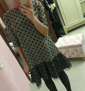 Платье шерсть 42 размер