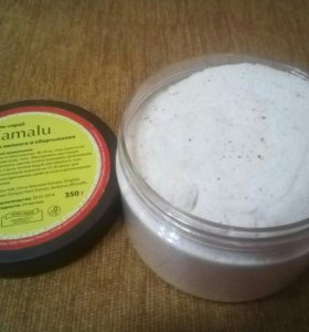 Соль-скраб для пилинга и обертывания