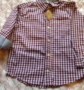 Рубашки crazy8 размер s (5-9 лет)
