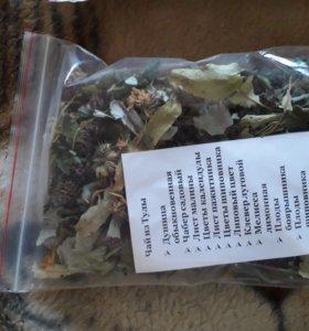 Чай травяной из тульской области