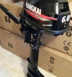 Лодочный мотор Hangkai 6 лс