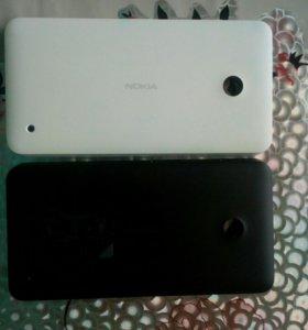 Крышки Nokia Lumia 630.