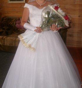 Платье свадебное👗👠