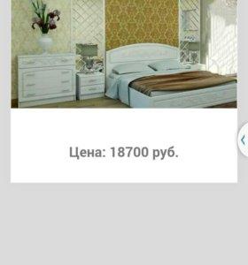 Спальные гарнитуры из Пензы с доставкой на дом.