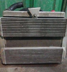 Радиатор охлаждения газель дизель каменс