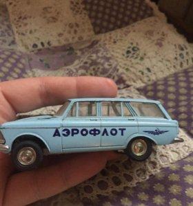 Машинка 1:43,советская игрушка