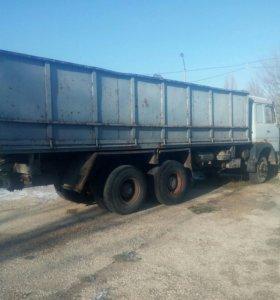 Супер Маз 6303  20 тонн
