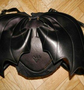 Новый Рюкзак Летучая мышь